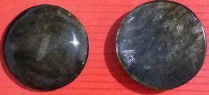 Conchas de obsidiana